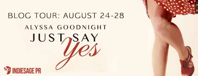 Just Say Yes Tour Banner