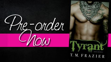 tyrant pre-order