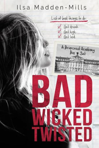 bad wicked twisted cover ebook