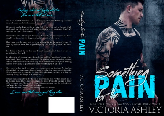 Something For The Pain (Final Paperback HD)