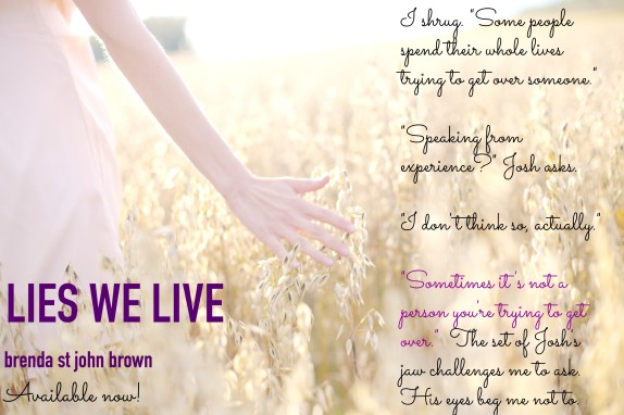 Lies We Live Graphic 2