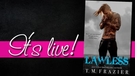 lawless it's live