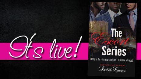 the escort series it's live