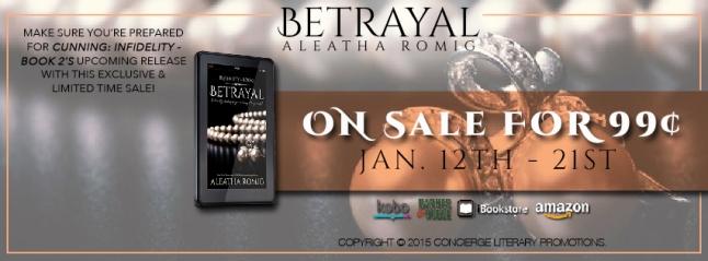 Betrayal - FB Banner