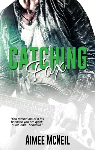 Catching Fox Book Cover