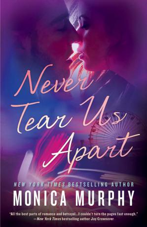 Never Tear Us Apart WITH QUOTE