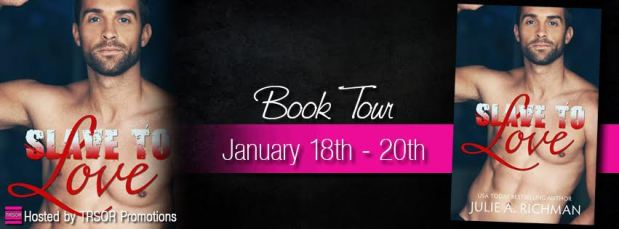 slave to love book tour