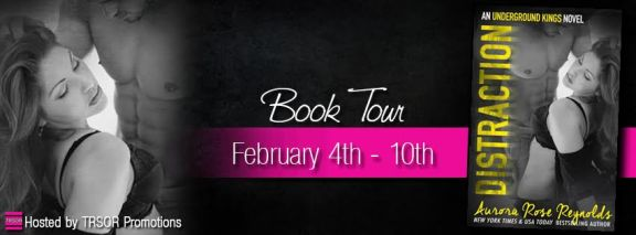 distraction book tour