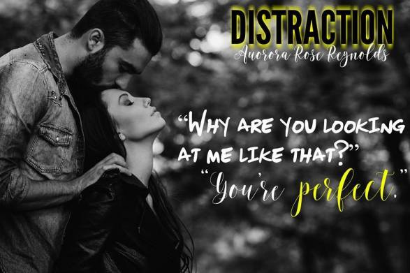 DISTRACTION TEASER BOOK TOUR