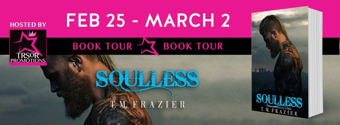 soulless book tour