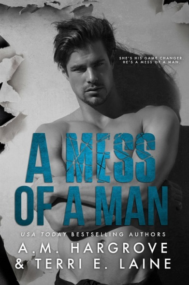 A MESS OF A MAN EBOOK cover