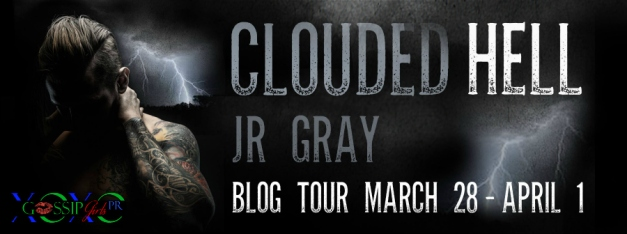 Clouded Hell Blog Tour Banner