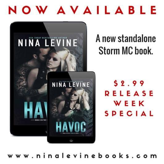 Havoc Release Week Sale Price