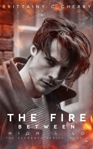 The Fire Between High and Lo Ebook Cover