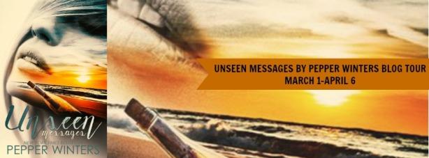 Blog Tour Unseen Messages