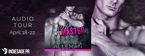 Her Web Master Audio Banner