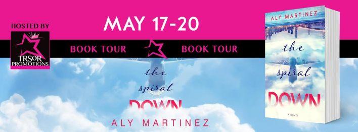 spiral down book tour