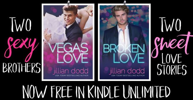 broken love Jillain dodd teaser