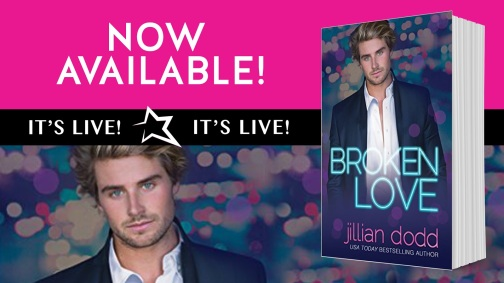 broken love now available