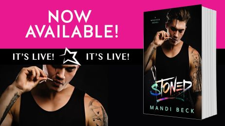 STONED NOW AVAILABLE