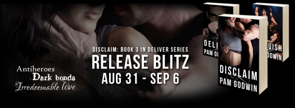 Disclaim Release Blitz Banner