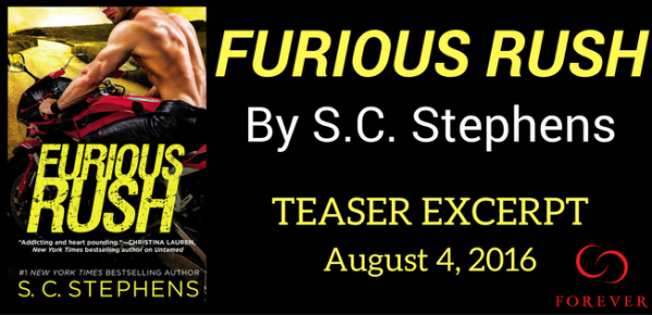 Furious Rush Teaser Banner