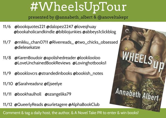 Wheels Up Tour