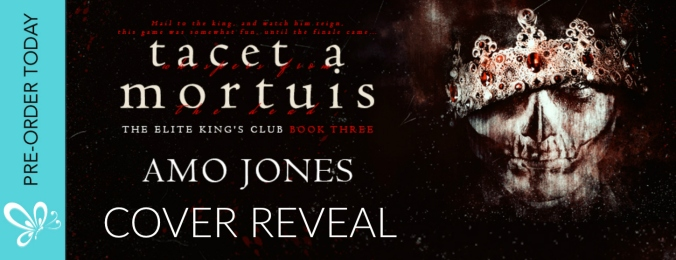 COVER REVEAL BANNER tacet a mortuis