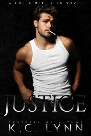 JUSTICE FRONT COVER