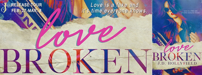 Love Broken Tour Banner