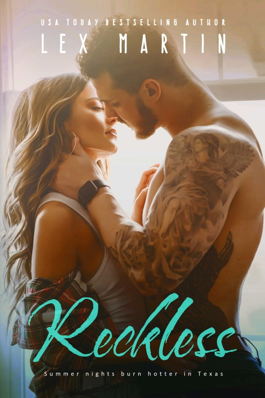 Reckless Ebook Cover