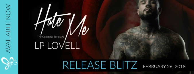 RELEASE BLITZ BANNER HATE ME