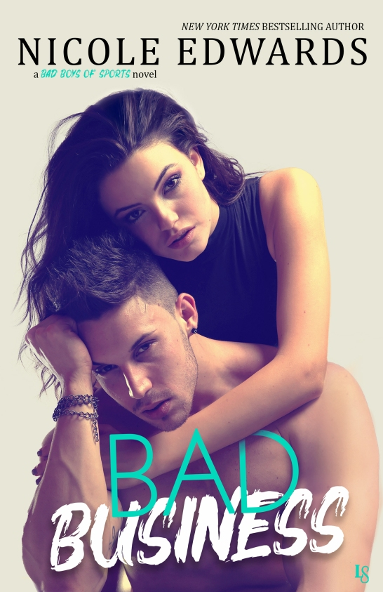 cover image- 2 - Bad Business - ebook cover