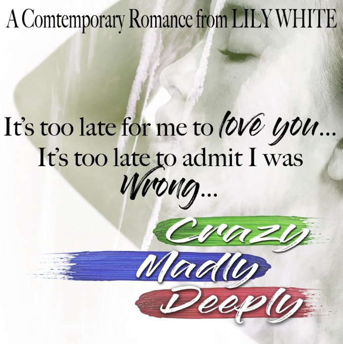 RELEASE DAY _ March 27 CMD Lily White Teaser.