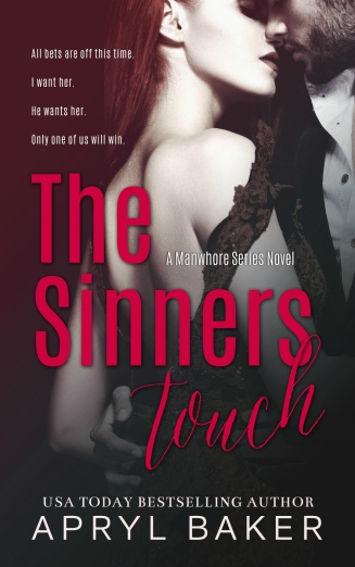 The Sinner's Touch Ebook Cover