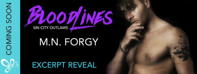 BLOODLINES EXCERPT REVEAL Banner