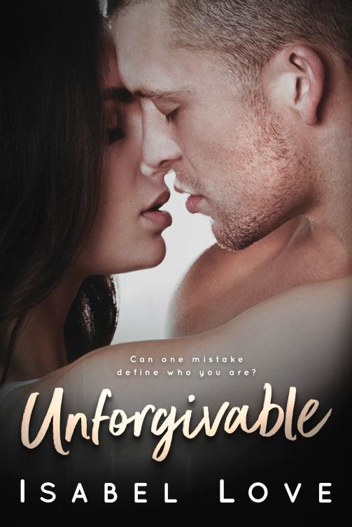Unforgivable Ebook Cover