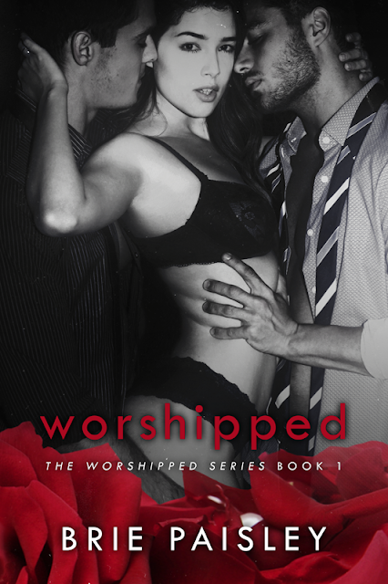 Worshipped ebook cover