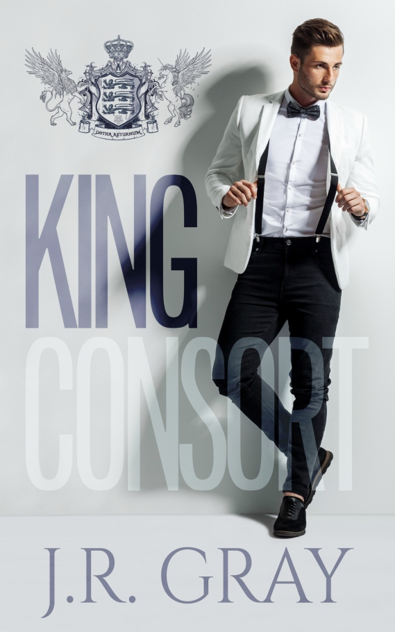 King Consort Ebook Cover