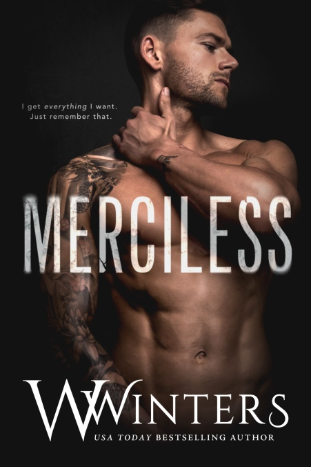 Merciless Ebook Cover