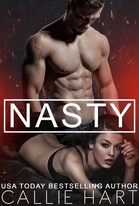 NASTY COVER REVEAL