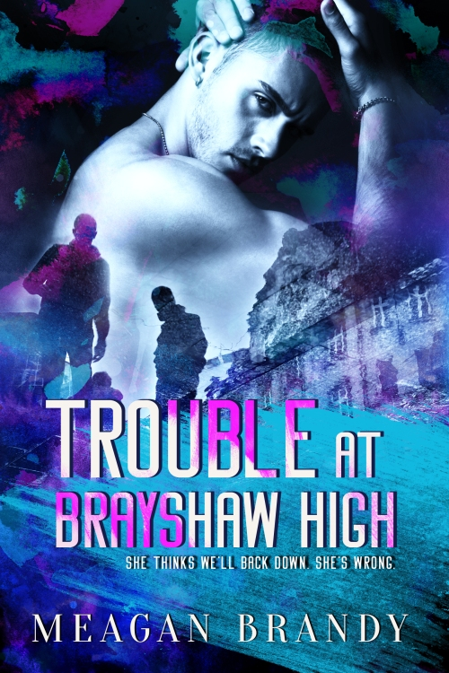 trouble at brayshaw high eBook-complete