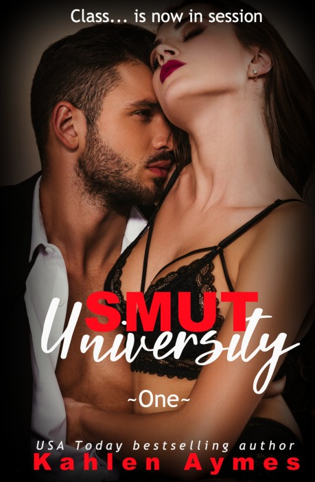 Smut University Cover One