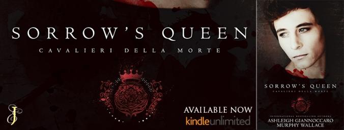 Sorrow's Queen Banner