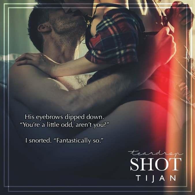 Tear Drop Shot