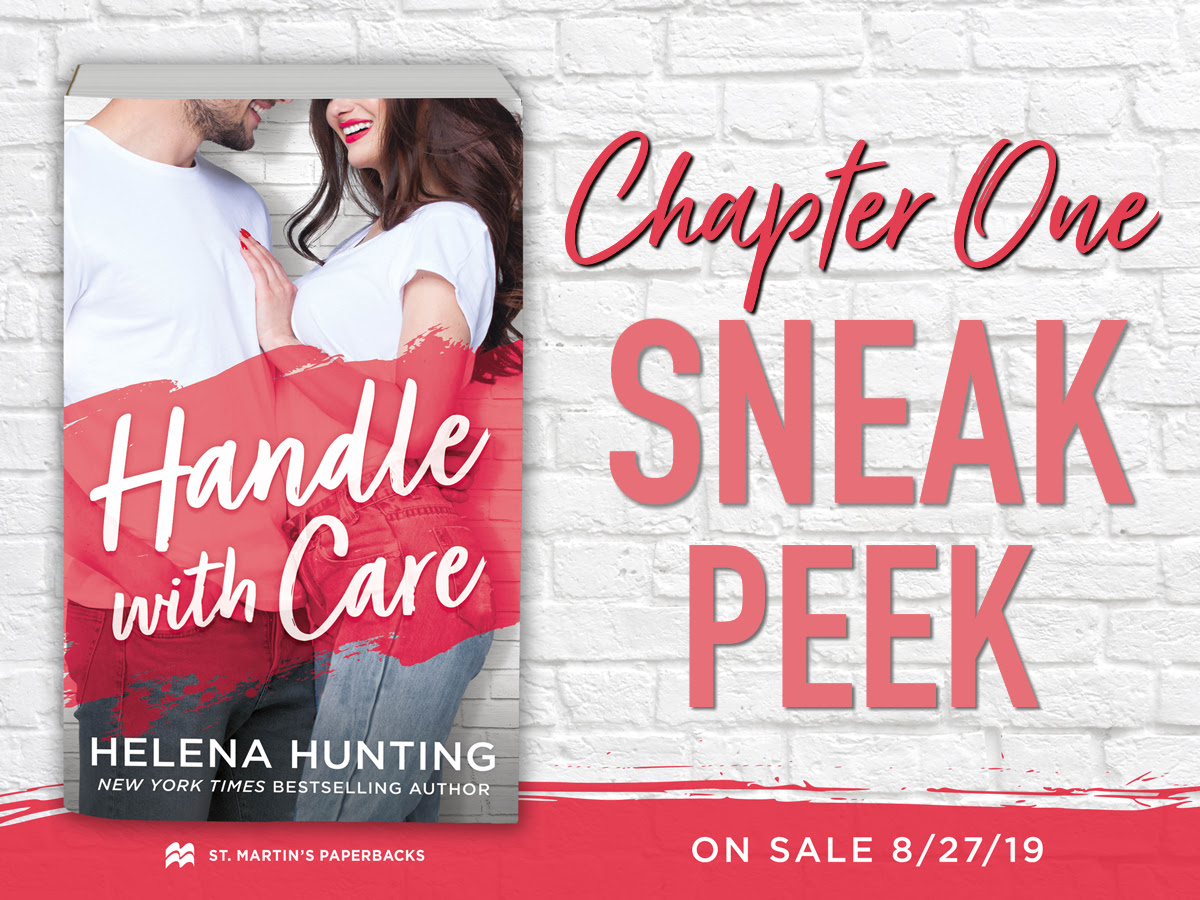 Image result for handle with care helena hunting