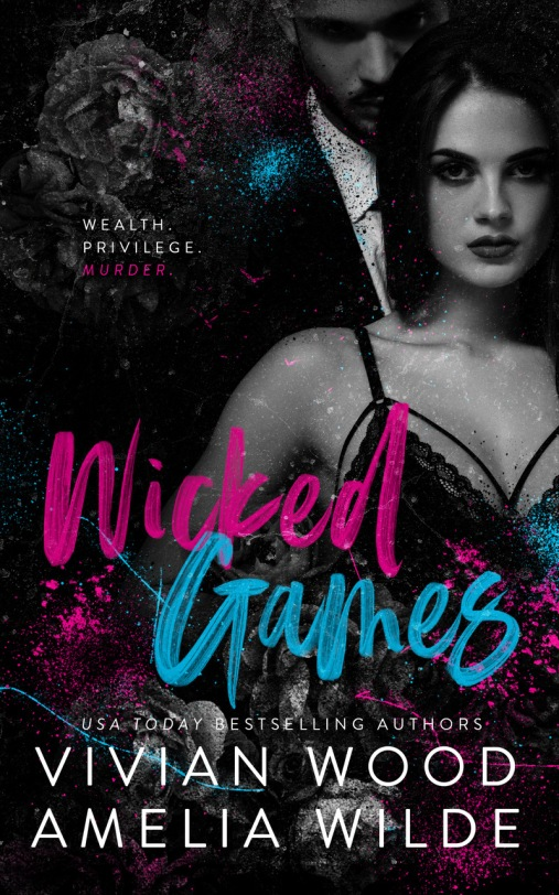 Wicked Games Ebook Cover