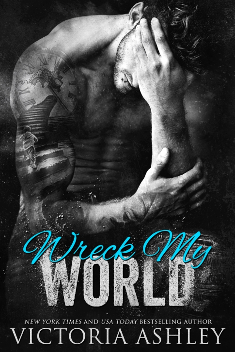 Wreck My World Ebook Cover