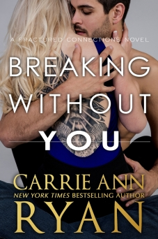 Breaking Without You Ebook Cover