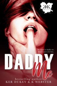 Daddy Me Ebook Cover